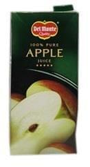 Del Monte Apple 100% Pure Juice