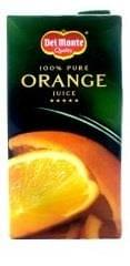 Del Monte Orange 100% Pure Juice