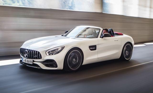 Mercedes Roadster GT