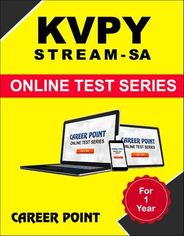KVPY SA Online Test Series for 1 Year