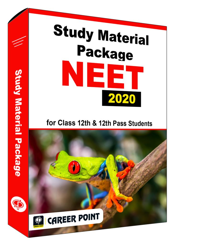 Study Material Package For NEET 2020 (For 12th or 12th Pass)