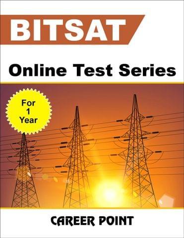 BITSAT Online Test Series for 1 Year