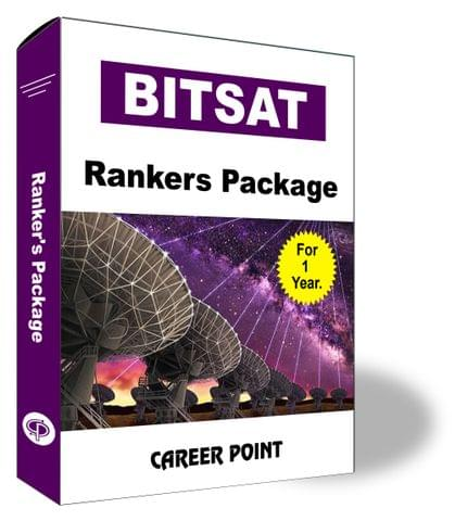 Rankers Package For BITSAT (For 1 Year)