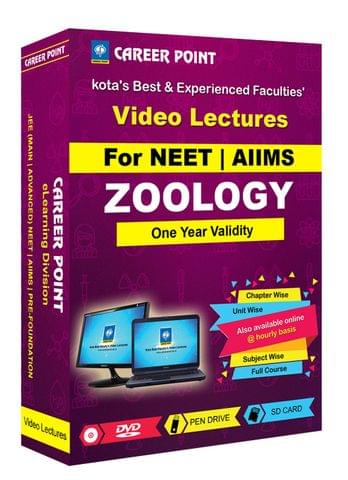 Zoology | NEET | Validity 1 Yr | Medium : Mixed Language (E & H)