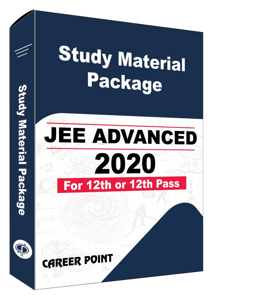 Study Material Package For JEE Advanced 2020 (For 12th or 12th Pass)