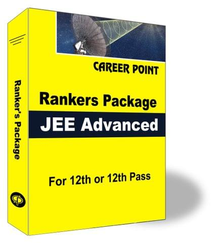 Rankers Package For JEE Advanced  2019 (For 12th or 12th Pass)