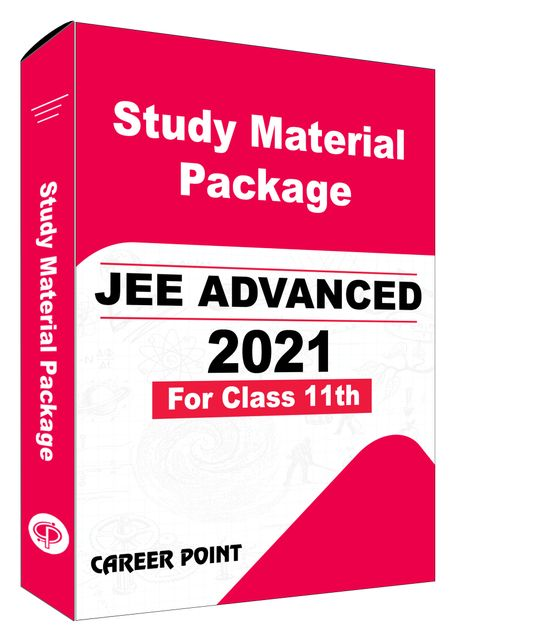 Study Material Package For JEE Advanced 2021 (For 11th Class)