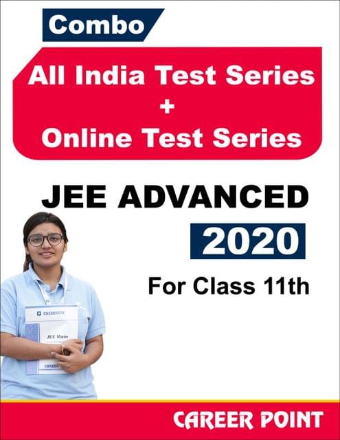 Combo: All India Test Series + Online Test Series For JEE Advanced 2020 (For 11th Class)