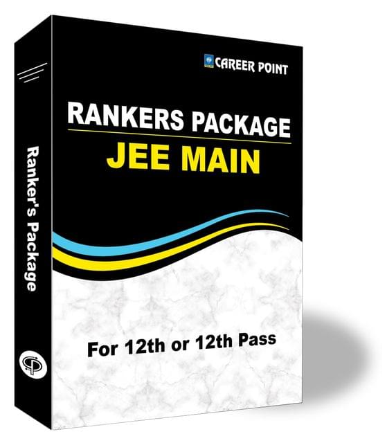 Rankers Package For JEE Main 2019 (For 12th or 12th Pass)