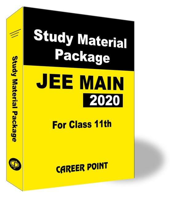 Study Material Package For JEE Main 2020 (For 11th Class)