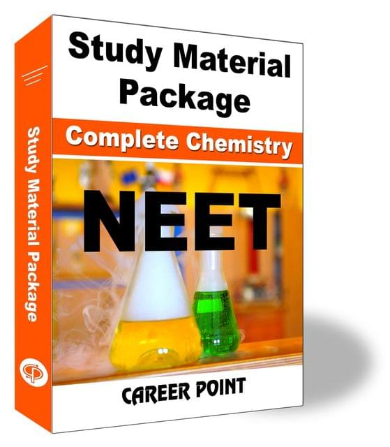 Study Material Package Complete-Chemistry For NEET