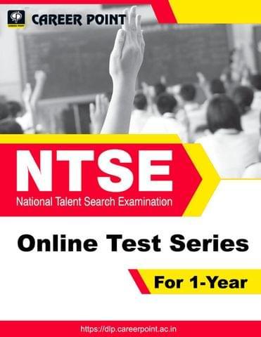 NTSE Online Test Series