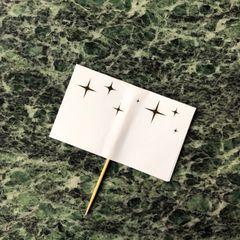 Stars Sticker - Pack of 5