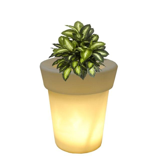 LED Eln 36 Inches Planter
