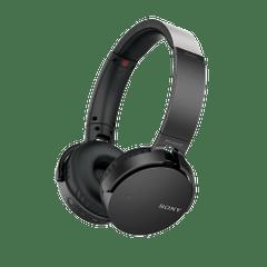 Sony Extra Bass MDR-XB650BT Wireless Headphones (Black)