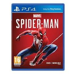 Marvel's Spider Man (PS4) - PreOwned