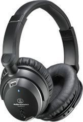 Audio-Technica ATH-ANC9 Quiet Point Noise-Cancelling Headphones