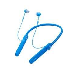 Sony - C400 Wireless Behind-Neck in Ear Headphone Black (WIC400/B)