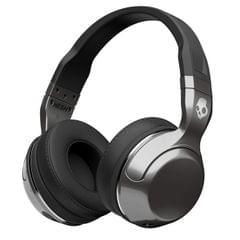 Skullcandy Hesh 2 Bluetooth Wireless Headphones (Black/Silver) with Mic