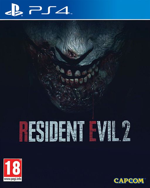 Resident Evil 2 SteelBook Edition (PS4) Pre-Owned