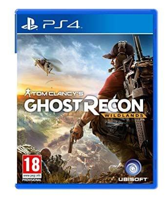 Tom Clancy's Ghost Recon: Wildlands (PS4) Pre-Owned
