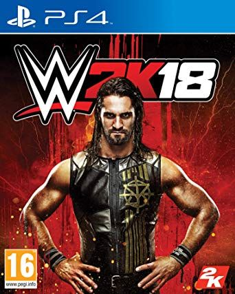 WWE 2K18 (PS4) Pre-Owned