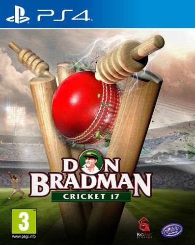 Don Bradman Cricket 17 (PS4) Pre-Owned
