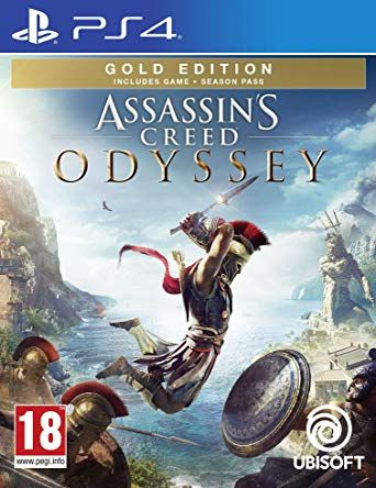 Assassins Creed Odyssey Gold Edition (PS4)