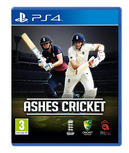 Ashes Cricket (PS4) Pre-Owned