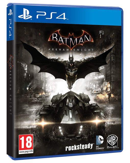 Batman Arkham Knight (PS4) Pre-Owned