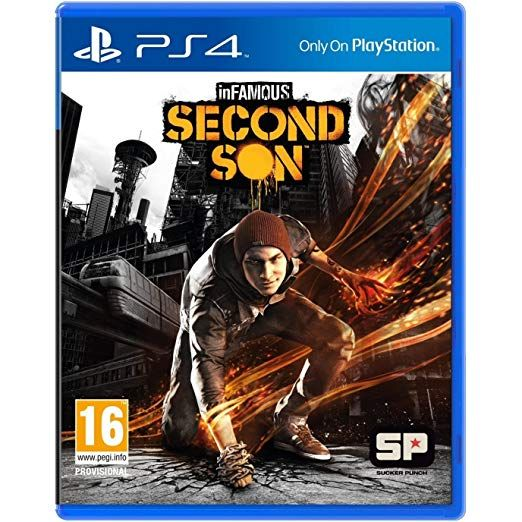 Infamous Second Son (PS4)
