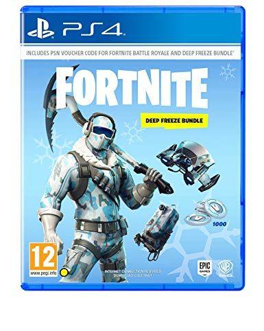 Fortnite: Deep Freeze Bundle (PS4) (Digital Code)