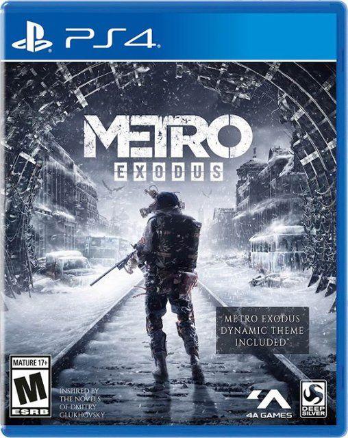 Metro Exodus: Day One Edition (PS4)