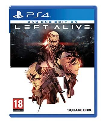 Left Alive Day One Edition (PS4) Pre-Order ( Releasing On :05 Mar 2019)