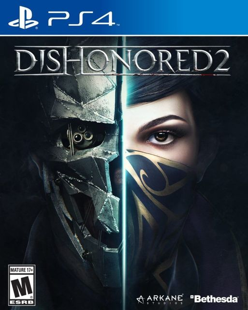 Dishonored 2 (PS4) Pre-Owned