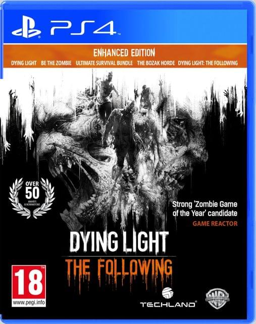 Dying Light - Enhanced Edition (PS4) Pre-Owned