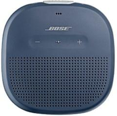 Bose Sound Link Micro 783342-0500 Waterproof Bluetooth Speaker (Midnight Blue)