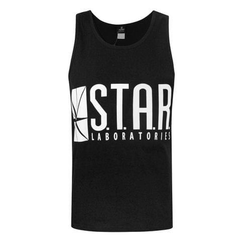 Flash Official Mens TV STAR Laboratories Vest