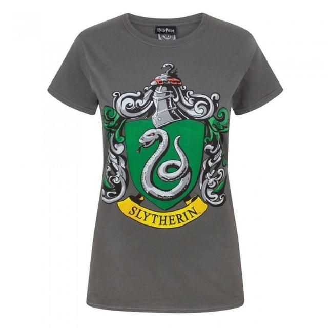 Harry Potter Womens/Ladies Slytherin T-Shirt