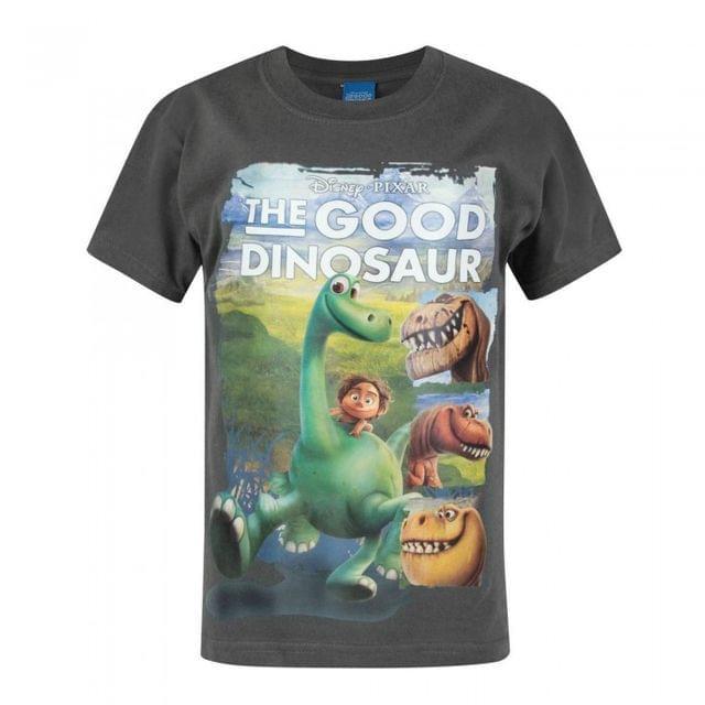 The Good Dinosaur Childrens/Boys Official Arlo & Friends T-Shirt