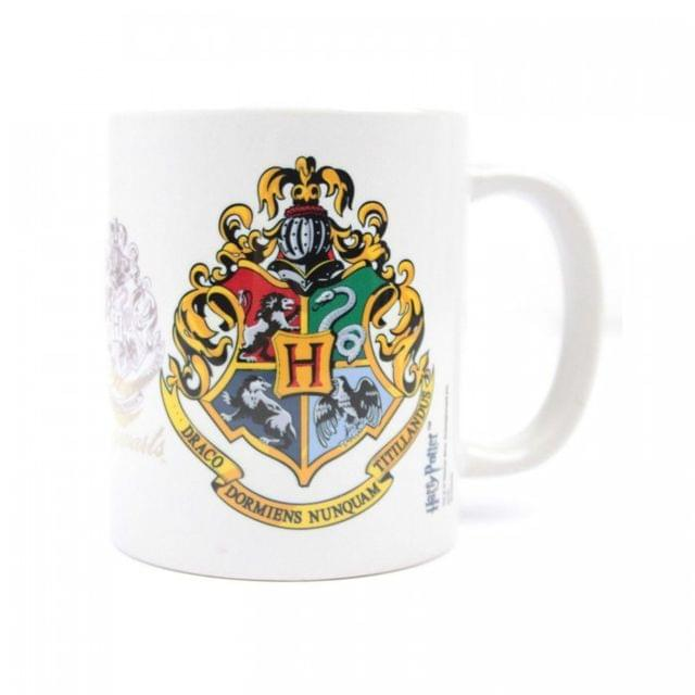 Harry Potter Hogwarts Crest Ceramic Mug