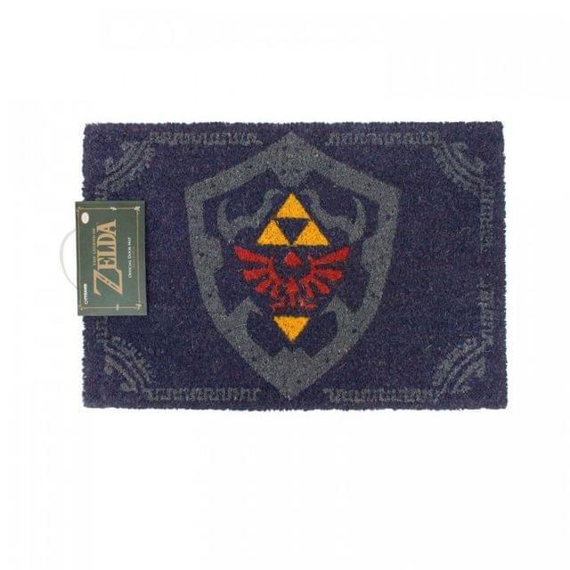 The Legend Of Zelda Hylian Shield Door Mat