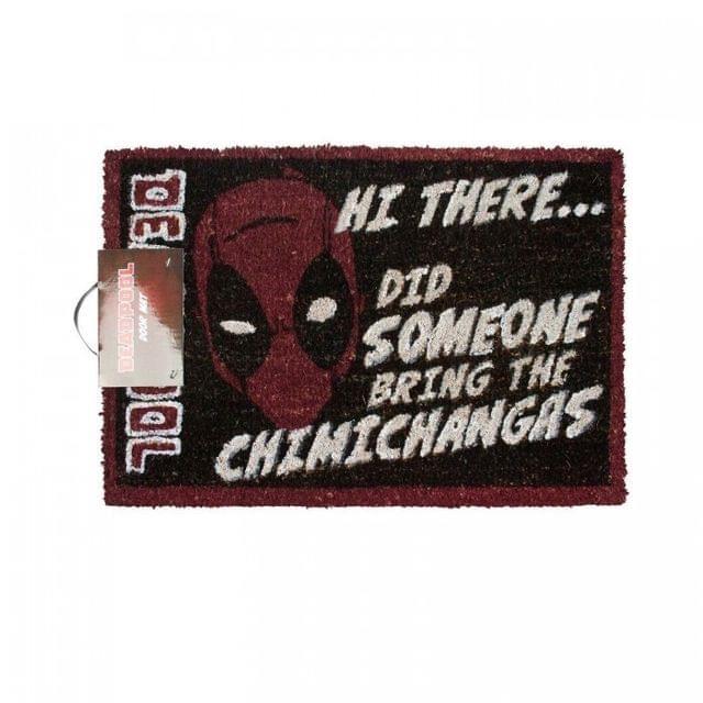 Marvel Deadpool Door Mat