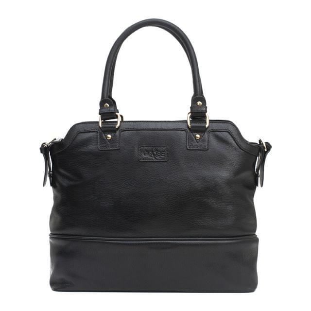 Classic Ladies Tote Bag Black