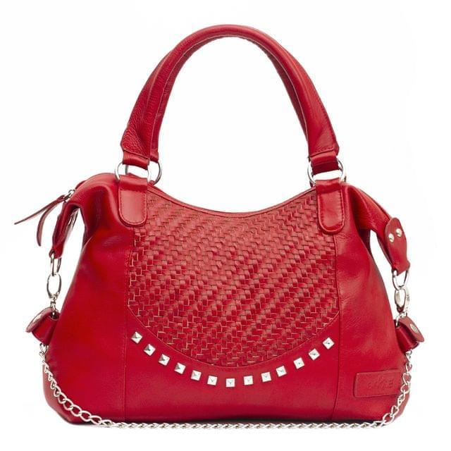 Handcrafted Mesh body Handbag