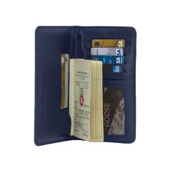 Long Passport Wallet