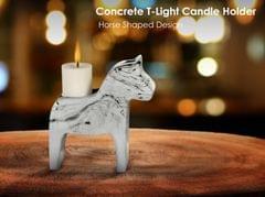 Horse Shaped Candle Holder