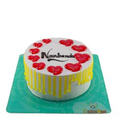 Nanbenda Friendship day Cake