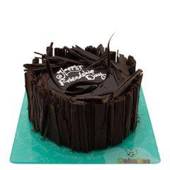 Chocolaty Friendship Cake