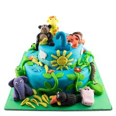 Animal Lovers Fondant